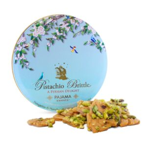 Pistachio Brittle a Persian delight pajama sweets